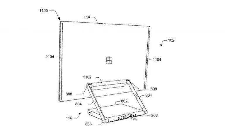 Microsoft: in arrivo un nuovo Surface di tipo all-in-one?