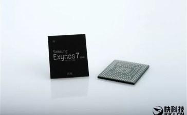 Samsung exynos 7570 processore