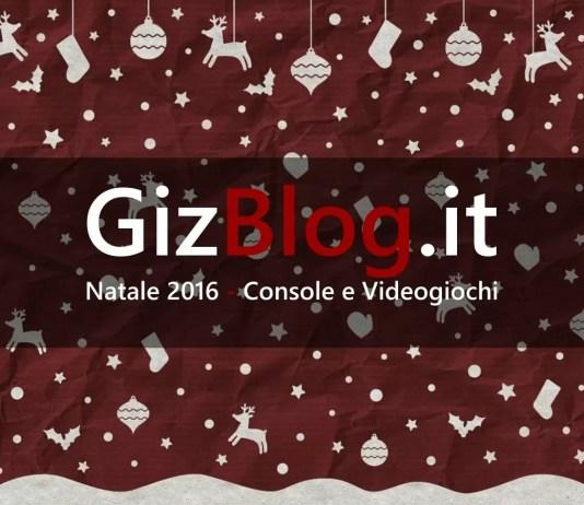 GizBlog natale 2016 videogames console