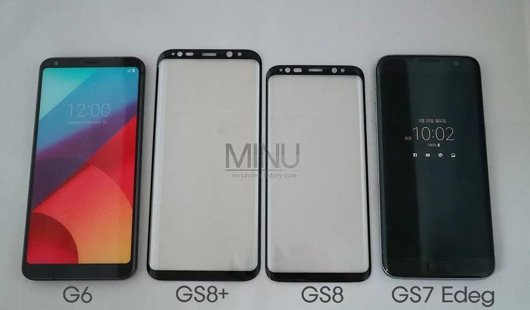samsung galaxy s8 s7 lg g6