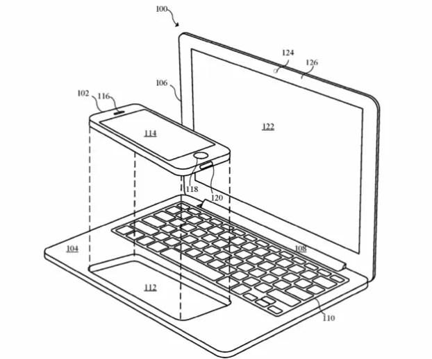 iPhone convertibile in MacBook? Possibile secondo un nuovo
