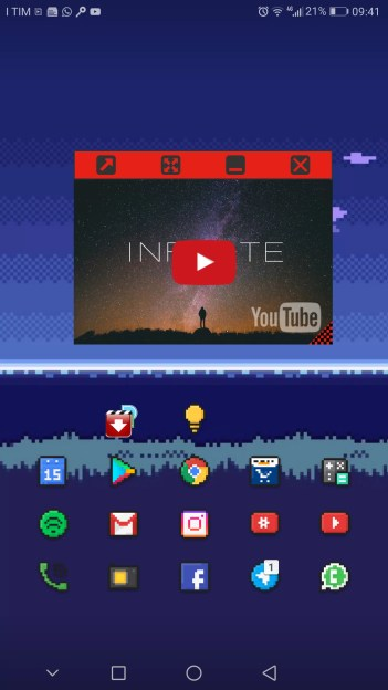 top 5 app - Floating Tube