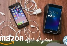 Offerte Amazon iPhone 7 128 GB Asus Zenfone 3 Max SSD
