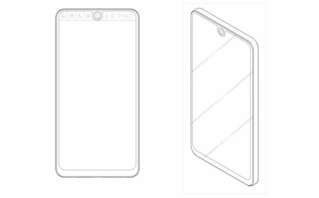 LG V30 o LG G7 potrebbe nascondersi in questi brevetti