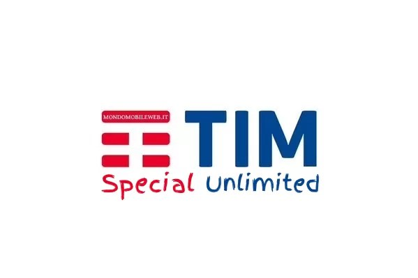 TIM Special Unlimited Web Edition 11 GB