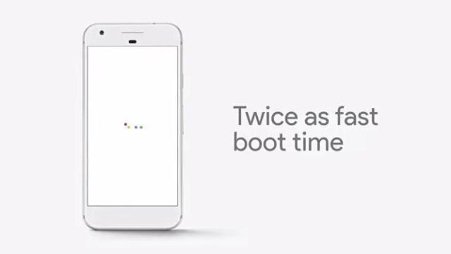 android o tempo avvio app google