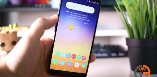 LG G6 foto telefono