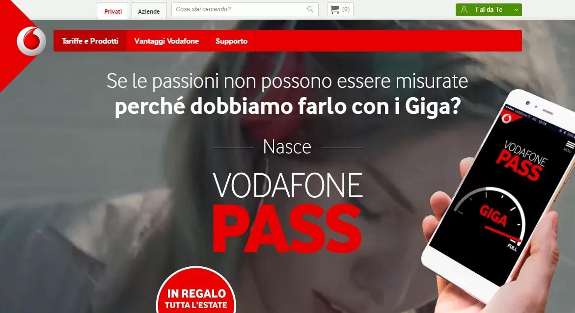 Vodafon Video Pass