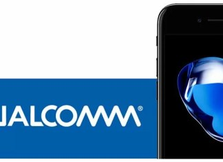 Qualcomm Apple iPhone iPad
