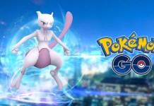 Mewtwo Pokémon GO Raid EX
