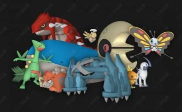 Pokémon GO Terza Generazione Pokémon