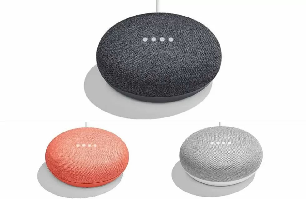 Google Home Mini e Home Max ufficiali