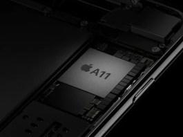 iPhone X Apple A11