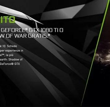 NVIDIA Forgia il tuo impero GeForce GTX 1080 Ti