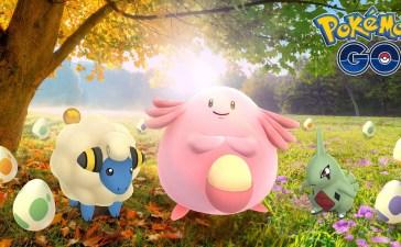 Pokémon GO equinozio settembre evento