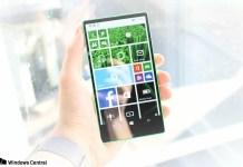 Nokia Lumia 435 borderless foto