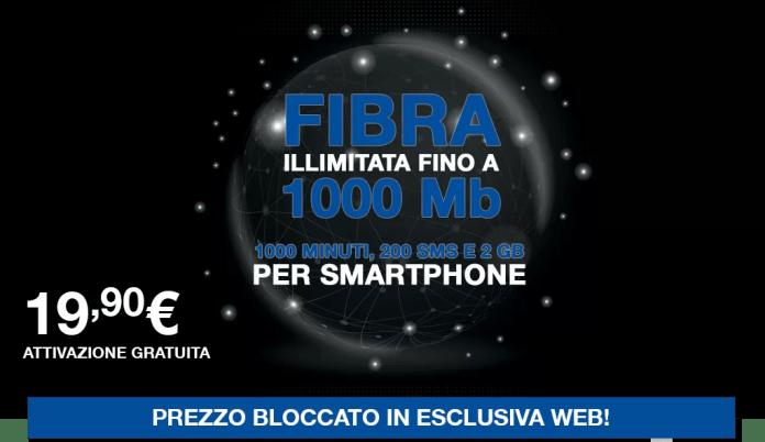 Offerta 3 Fiber ADSL