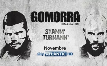 Gomorra 3 streaming Noe TV Sky Atlantic anticipazioni