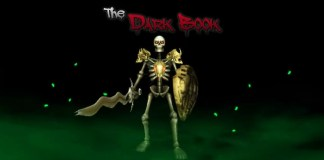 the dark book play store banner