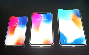 apple iphone 2018 render