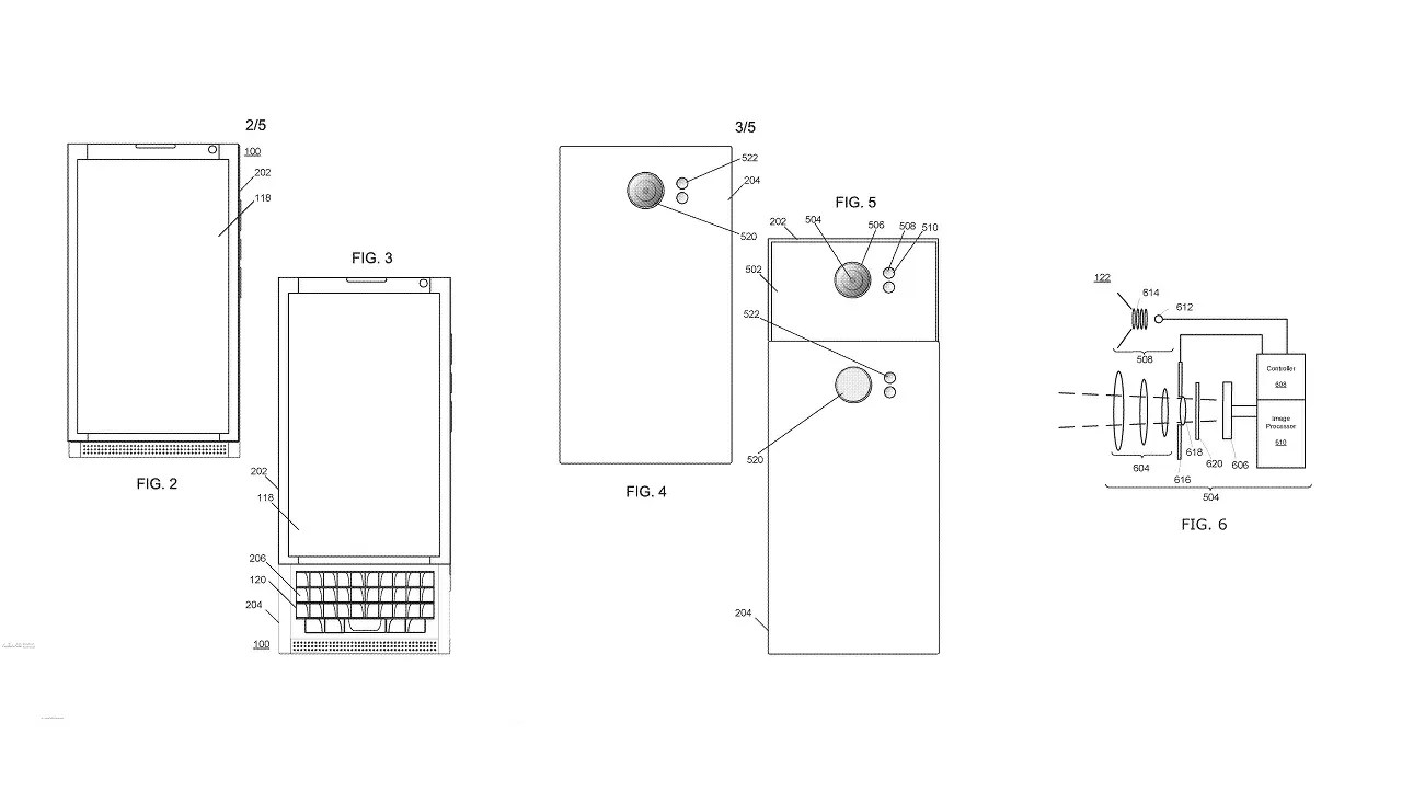 BlackBerry Athena, Uni e Luna saranno i prossimi device