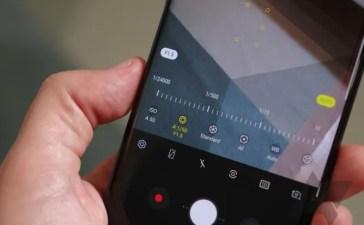 Galaxy S9 Galaxy S9 Plus dual aperture