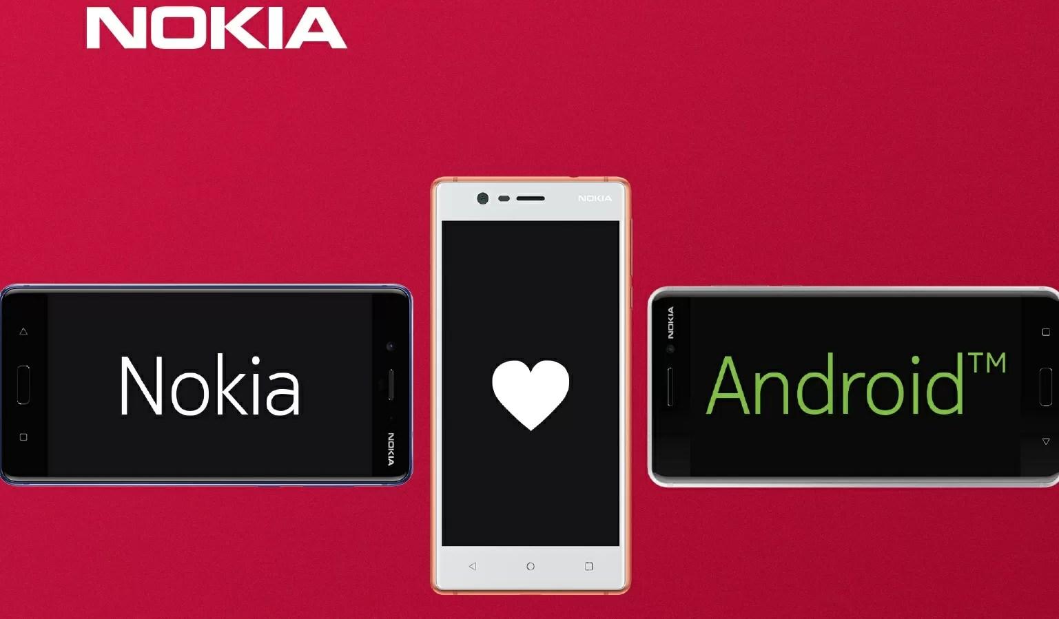 In anteprima le immagini ufficiali di Nokia 7 Plus e Nokia 1