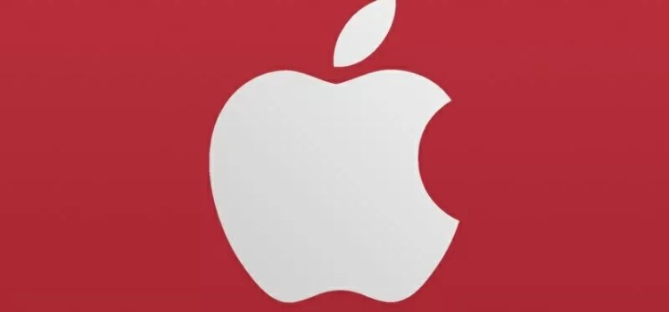 apple iphone product red
