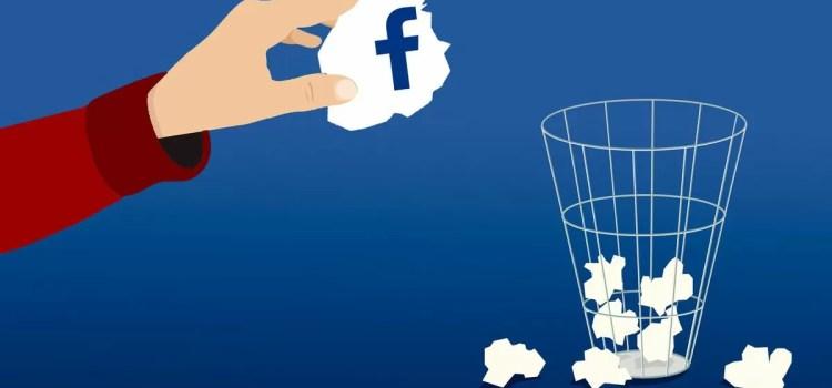 facebook #deletefacebook