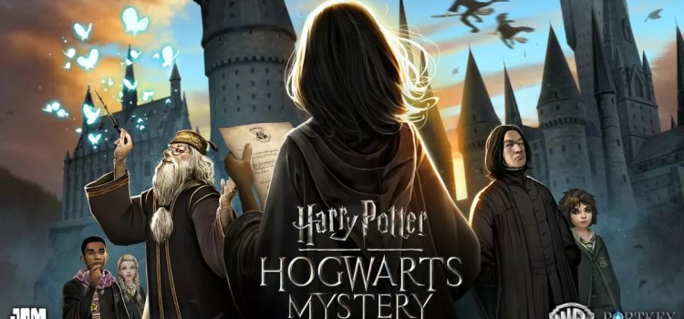 Harry Potter: Hogwarts Mystery ufficiale dal 25 aprile