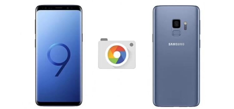 samsung galaxy s9 google camera