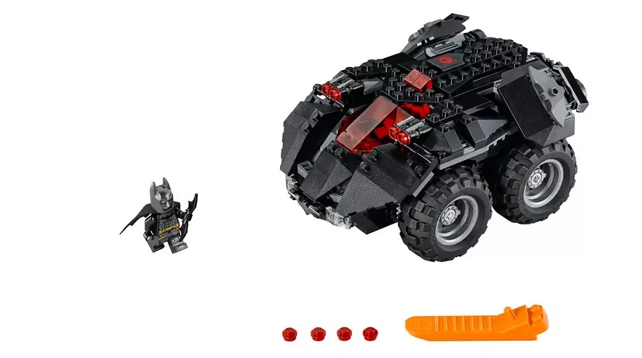 batmobile lego powered up