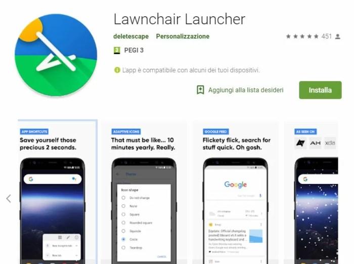 lawnchair-launcher
