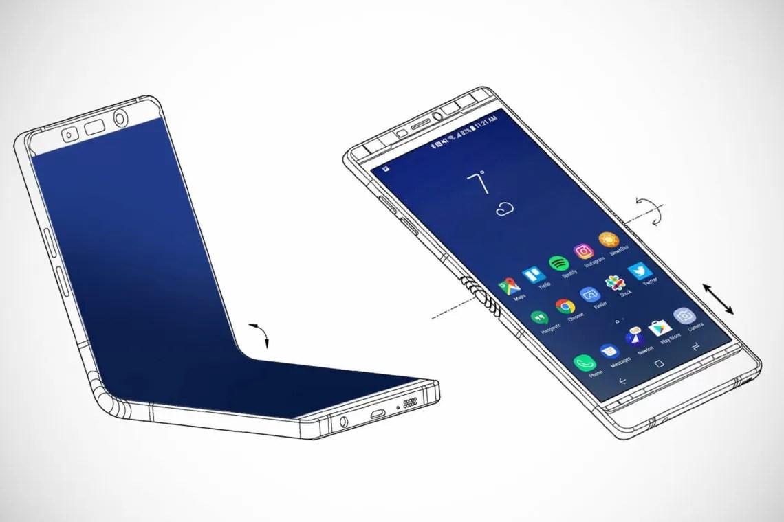 Samsung Galaxy X: lo smartphone pieghevole probabilmente costerà oltre 1600 euro