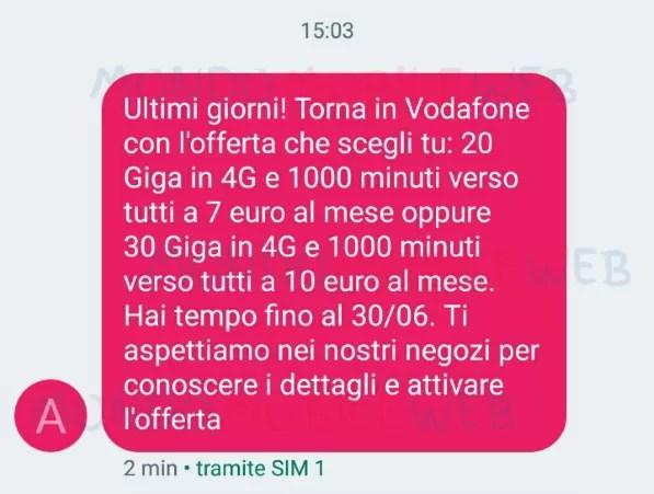 Si scrive ho.Mobile, ma si legge Vodafone