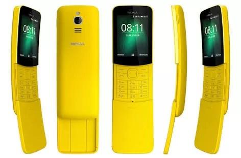 Disponibile da oggi in Italia l'iconico Nokia 8110