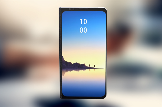 Samsung Galaxy X Concept Design Images [hd] Photo Gallery