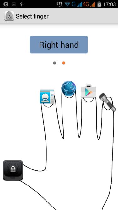 FingerPrint pravá