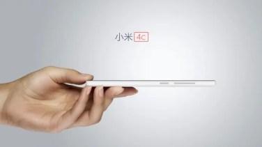 Xiaomi MI 4c bílá 2