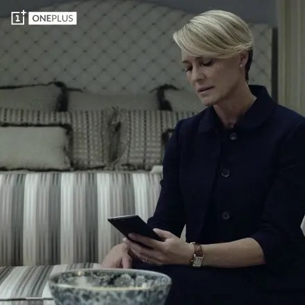 OnePlus house of cards 4