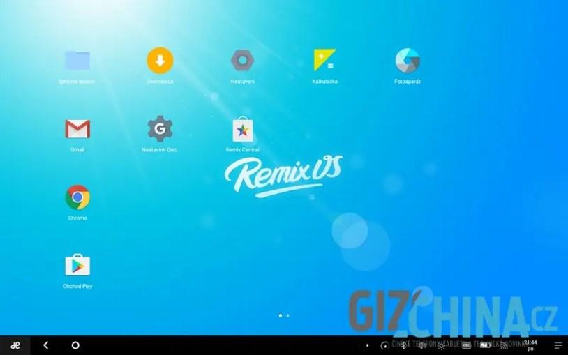 Chuwi RemixOS 403