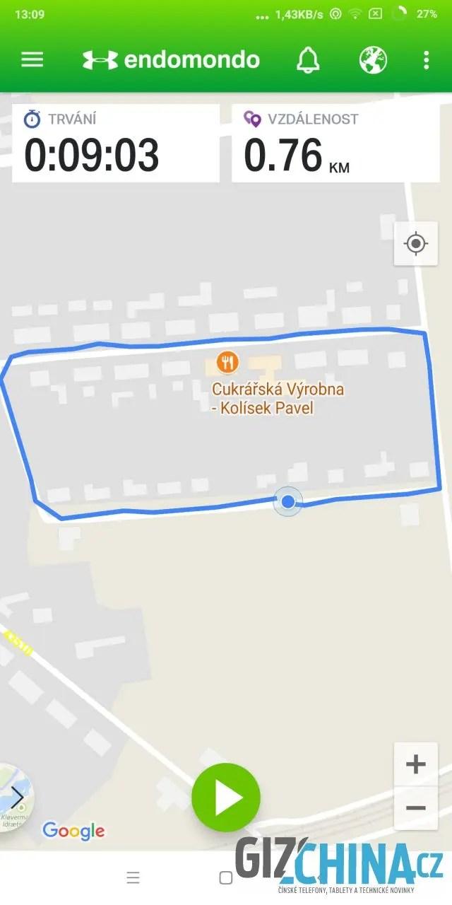 GPS je rychlá a přesná
