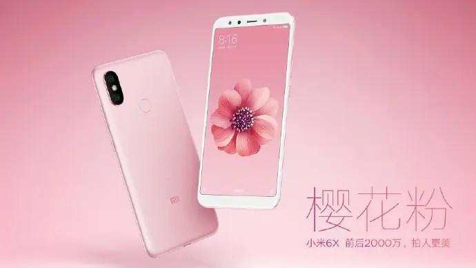 Xiaomi-Mi-6X-Cherry-Powder
