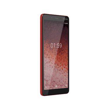 [289745]HMDGlobal-Nokia1Plus-Red-Left-SS
