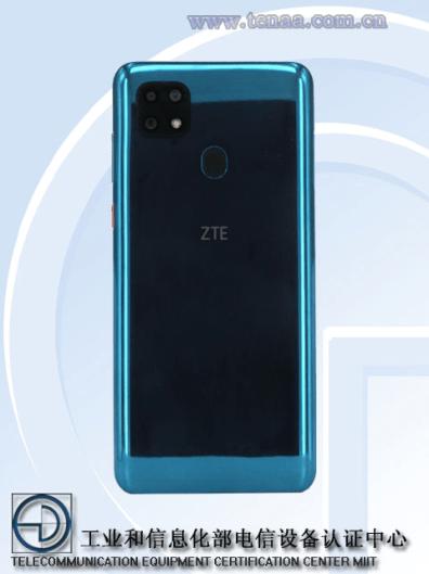 ZTE-Blade-A20-TENAA-rear