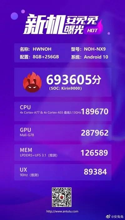 Huawei-Mate-40-Pro-with-Kirin-9000-5G-at-AnTuTu
