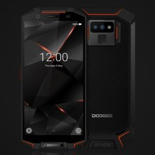 Doogee S70-Imperial Red