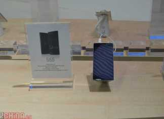 MWC 2014: hands-on con l'ultra Slim Gionee Elife S5.5