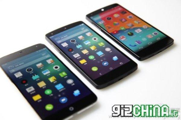 Nexus 5 Flyme Os
