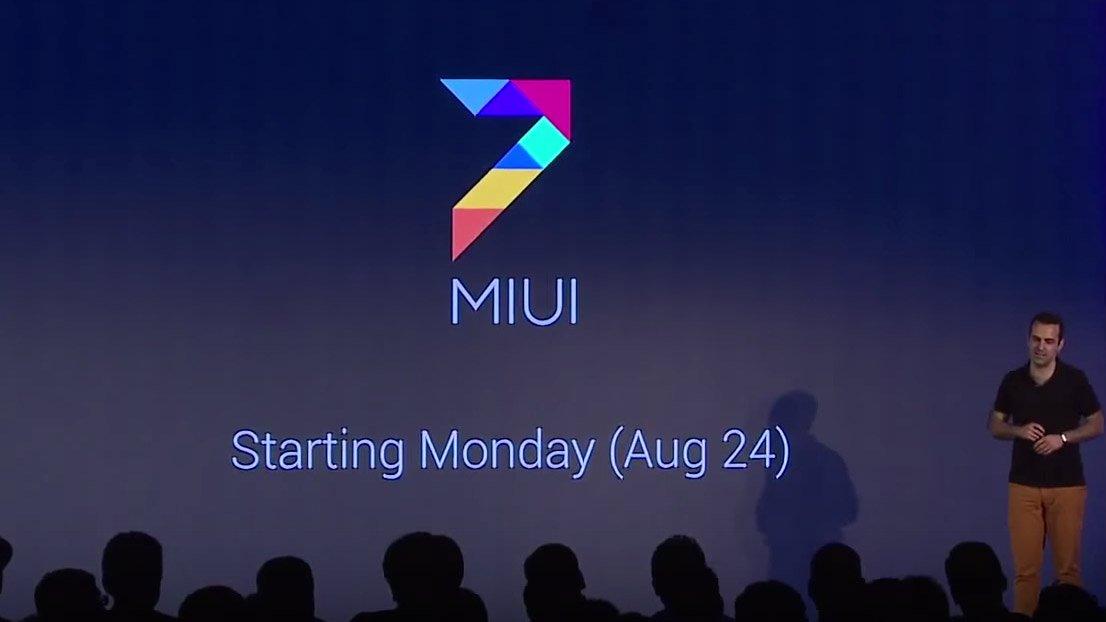 Presentazione MIUI 7 Ecco Il Video Integrale